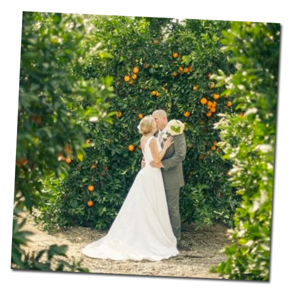 Weddings at California Citrus State Historic Park